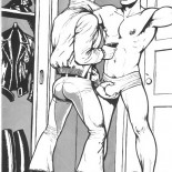 Robbery? No! Rape!  Gay hentai - most obscene gay comics.  - Gay Comics Gallery
