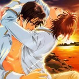 Beautiful young men love sex. Gay hentai - best porn for men.  - Gay Hentai Gallery