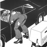 Sexual services at a gas station - gay hentai porn - Gay Hentai Gallery